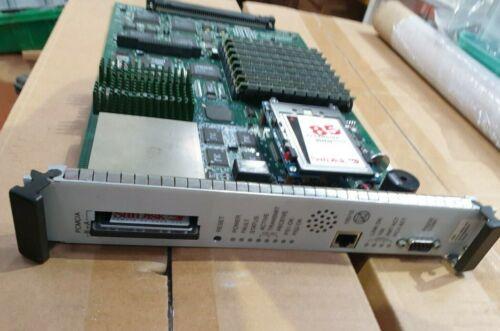 Alcatel Cb4 0710-2026-001 E Motherboard W/ A80502166 Sy016 Processor W/ X2 Flash