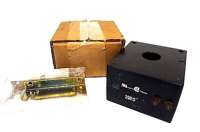 New Westinghouse 3486c98h12 Current Transformer 50-400 Hz