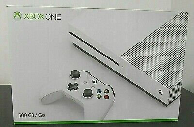 Microsoft Xbox One S 500GB Console New Open Box