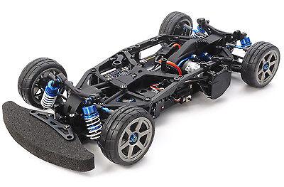 TAMIYA 1:10 RC TA07 Pro Chassis Kit / Bausatz ohne Karosserie # 58636 NEU / OVP
