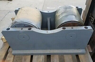Pipe Tank Welding Turning Roll Positioner 12 Roll