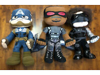 2017 Tsum Tsum Marvel Series 5 Blind Bags WINTER SOLDIER Medium Size Vinyl