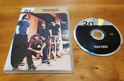 The Best of Smash Mouth: 20th Century Masters (DVD, 2005) collection music