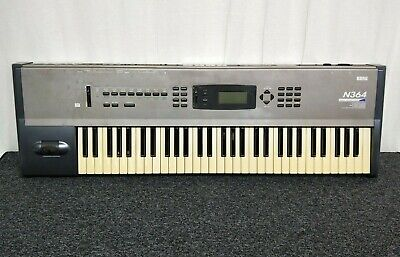 Korg N364 Music Workstation Synthesizer in Very Good Condition comprar usado  Enviando para Brazil