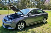 2017 VW Volkswagen Jetta 118TSI Trendline East Brisbane Brisbane South East Preview