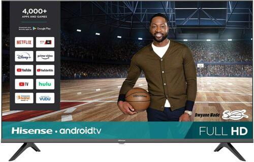 "Hisense 43"" H55 Series Full HD Android Smart TV - 2020 Model *43H5500G"