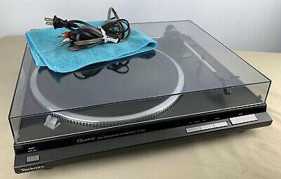 Power Cord 5ft 2 prong for Panasonic TECHNICS SL-BD20 SL-DD22 SL-QD33 Turntable