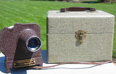 Vintage Sawyer's View-Master Anastigmat Projector Wood Carrying Case Old Works? for sale  Shipping to South Africa