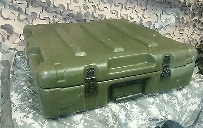 Hardigg Laptop / gun case 22 x 20 x 6 with foam inserts