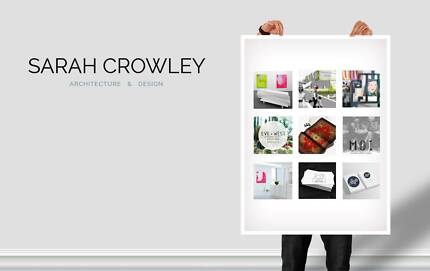 Sarah Crowley - Architect & Graphic Designer Albert Park Port Phillip Preview