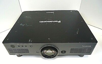 Panasonic PT-DW5100 DLP Home Cinema Projector Tested Good Working, Free Shipping