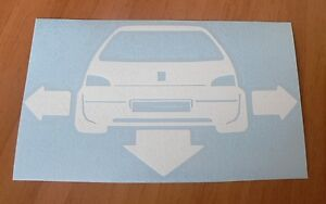 adesivo-Peugeot-106-rally-rallye-1-3-1-6-sticker-decal-16v-8v-down-and-out-n
