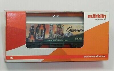 """Märklin - Bierwagen """"Goldener Germane"""", Nr. 44207, H0, OVP - N607/B15"""