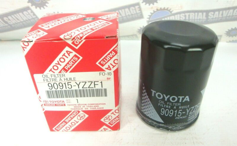Genuine TOYOTA - OIL FILTER - 90915-YZZF1- (NEW in the BOX)