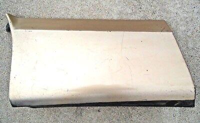 Used, OEM Saab c900 SPG Passenger/Right Side Rear Skirt Panel Aero Airflow Body Kit for sale  Fort Collins