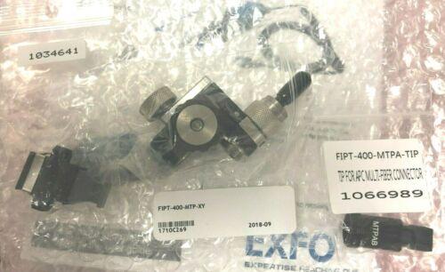 EXFO FIPT-400-MTP-XY Bulkhead Adapter & FIPT-400-MTPA-TIP & 1034641 ADAPTER