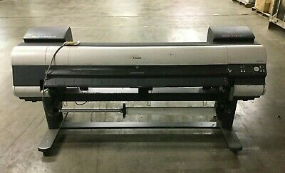 Canon Ipf 9000 Image Prograf Printer 100-240v 1.9a