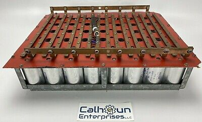 Mallory Capacitor Packbank Of 48 Type Cg 900mfd 400vdc 801141 235-8504k