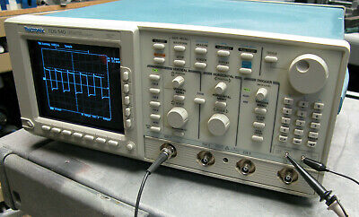 Tektronix Tds 540 Four Channel 500 Mhz 1gss Digitizing Oscilloscope