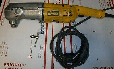 Dewalt Dw124 Corded 12 Right Angle Drill