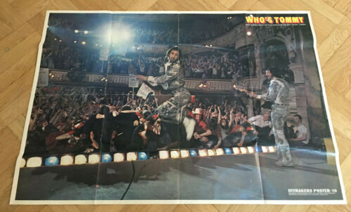 1975 The Who Pete Townshend UK Hitmakers Who