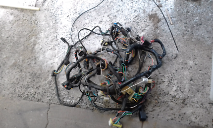 Watch in addition Vl  modore Wiring Harness as well 61742 additionally Nissan Rb26 R33 Coil Harness furthermore Watch. on wiring diagram for vx commodore