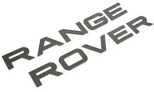 Genuine-RANGE-ROVER-BONNET-BOOT-BADGE-Vogue-HSE-Sport