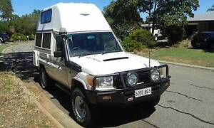2007 Toyota Troop Carrier Camper Craigmore Playford Area Preview