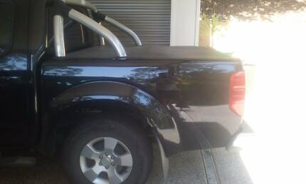 Nissan Navara D40 black ute tub for sale