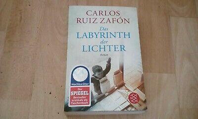 Ruiz Zafón, Carlos   Das Labyrinth der Lichter   SPIEGEL-BESTSELLER  Taschenbuch