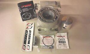 Suzuki RM125 Cylinder NEW Engine Piston Top End Kit RM 125 Jug Motocross
