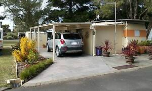 30ft onsite caravan with solid annex and carport Picton Bunbury Area Preview