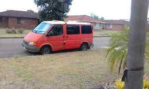 Ford transit van turbodeisel 1996 bus van Mitsubishi Toyota hiace Heatherbrae Port Stephens Area Preview