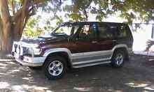 Holden jackaroo 3L turbo diesel Broome 6725 Broome City Preview