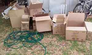 Packing boxes Thornlie Gosnells Area Preview