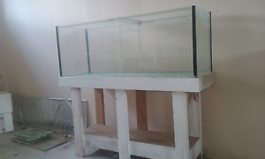 Fish tank with stand Eli Waters Fraser Coast Preview