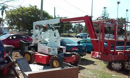 boom lift sky reach cherry picket  Moorooka Brisbane South West Preview