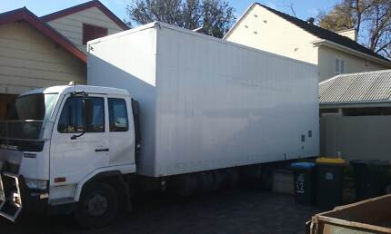Truck UD MK 245 Melbourne City Preview