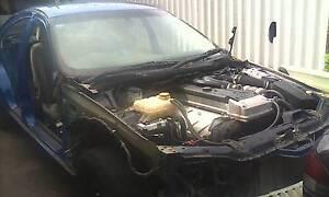 Wrecking! Ford Falcon BF MK11 Blue Sedan Mandurah Mandurah Area Preview