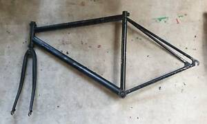 DFC Road Bike Frame with Fork, Steel, Size 48cm or 19 Inches