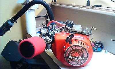 RECLUSE ECONOMY CLONE UNRESTRICTED STOCK GO KART RACING ENGINE