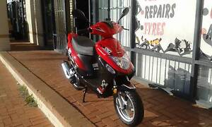 BRAND NEW* MCI RIVIERA XR SCOOTER 50CC 2 ST* 6 MONTHS INT FREE Malaga Swan Area Preview