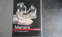 Milo Manara-h.p E Giuseppe Bergman-le Opere N 3-il Sole 24 Ore -  - ebay.it