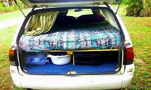 Commodore Wagon Camper Backpacker Gear Rego Roadside assist RWC Bundaberg Central Bundaberg City Preview