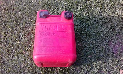 24 litre Yamaha fuel tank