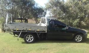 2001 Ford Falcon Ute Tennyson Hawkesbury Area Preview