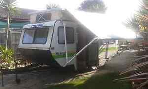 Viscount Solar powered Sea-breeze 14' poptop  caravan. Registered Rosebud Mornington Peninsula Preview