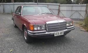 Mercedes 280s Gumeracha Adelaide Hills Preview