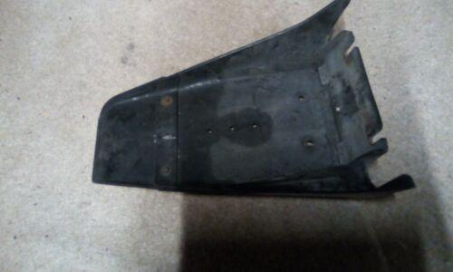 BMW k75 k100 k1100 rear mudguard / licence plate holder.