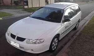 2001 Holden Commodore Wagon Dandenong Greater Dandenong Preview